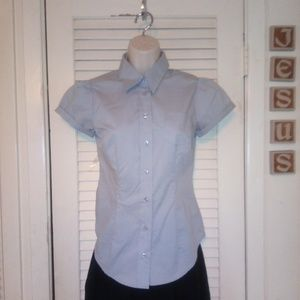 NEW, SIZE XS, NEW YORK  & COMPANY STRETCH BLOUSE